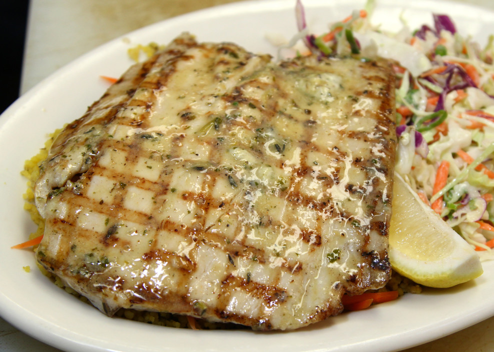 Blue salt fish grill restaurant blue salt fish grill for Fish grill menu